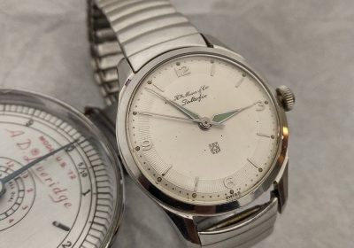Saltofix Made in Switzerland By Hy Moser & Cie. From the early 1950s